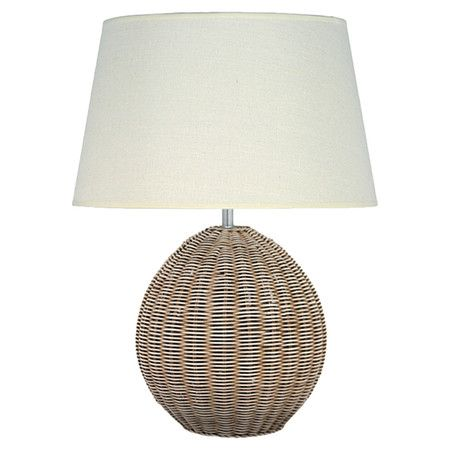 tight weave rattan lamp at joss and main home ideas rh pinterest ca