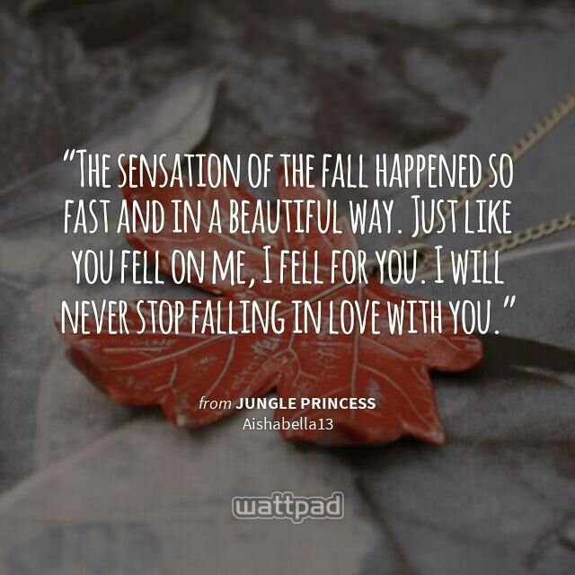 """Falling In Love Too Quickly Quotes: """"The Sensation Of The Fall Happened So Fast And In A"""