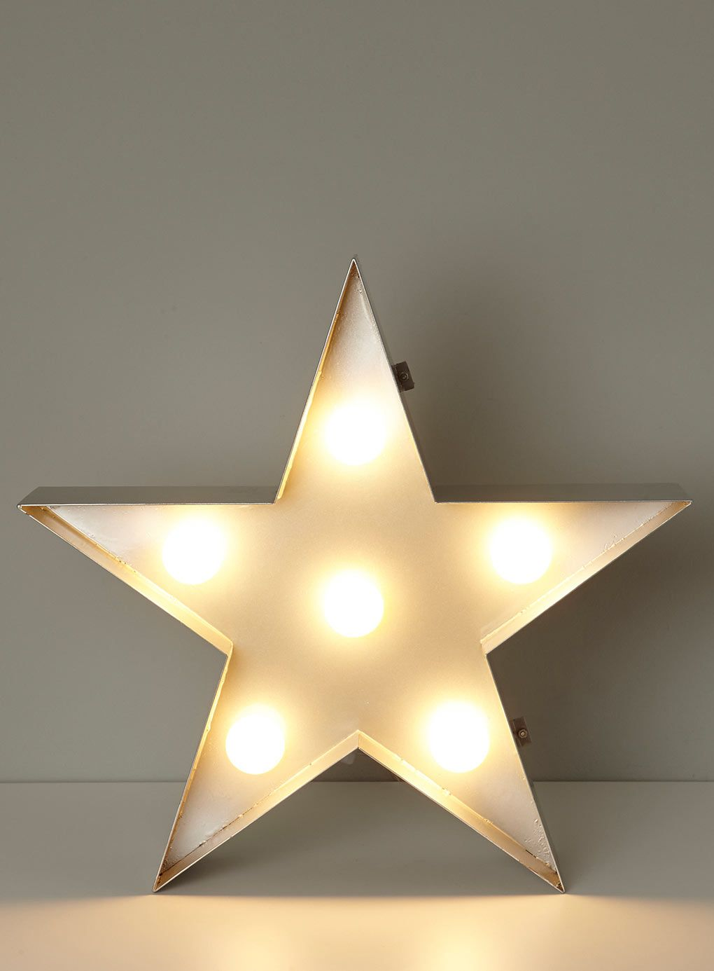 Star metal table lamp table lamps home lighting furniture star metal table lamp this would look fab on a dressing table geotapseo Gallery