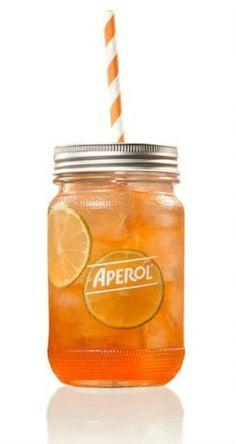 Sommerdrinks mit Aperol