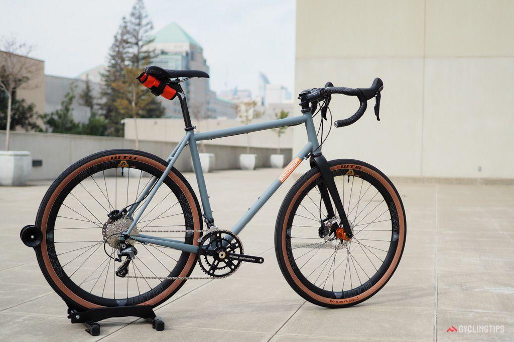 Great bike by Soulcraft Bikes