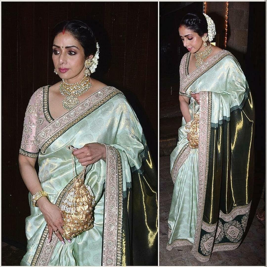 Saree jewellery images pin by steffi vaiz on saree blouse  pinterest  saree kanjivaram