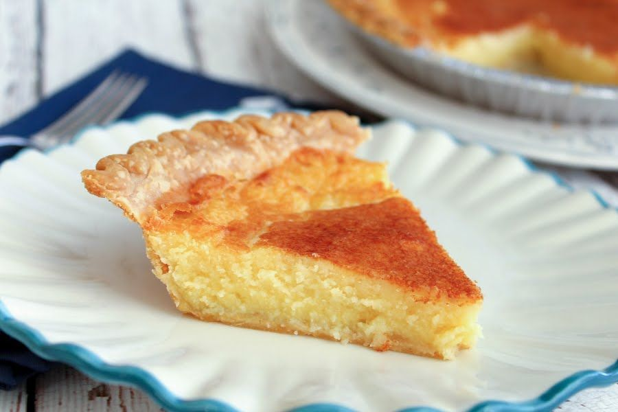 Mama's Buttermilk Pie Mama's Buttermilk Pie