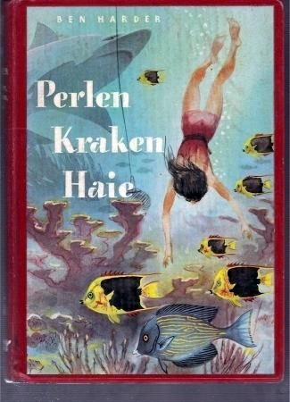 Perlen Kraken Haie: Harder,Ben