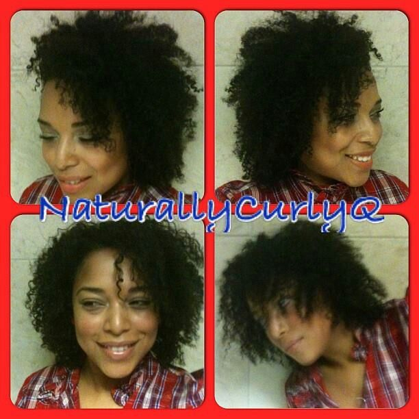 Natural Curly Q