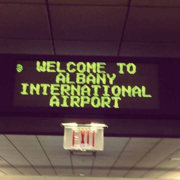 Albany International Airport Alb International Airport
