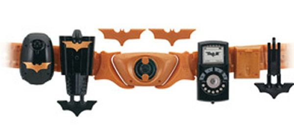 'The Dark Knight Rises' Toys: The Dark Knight Rises Utility Belt from Walmart.com.