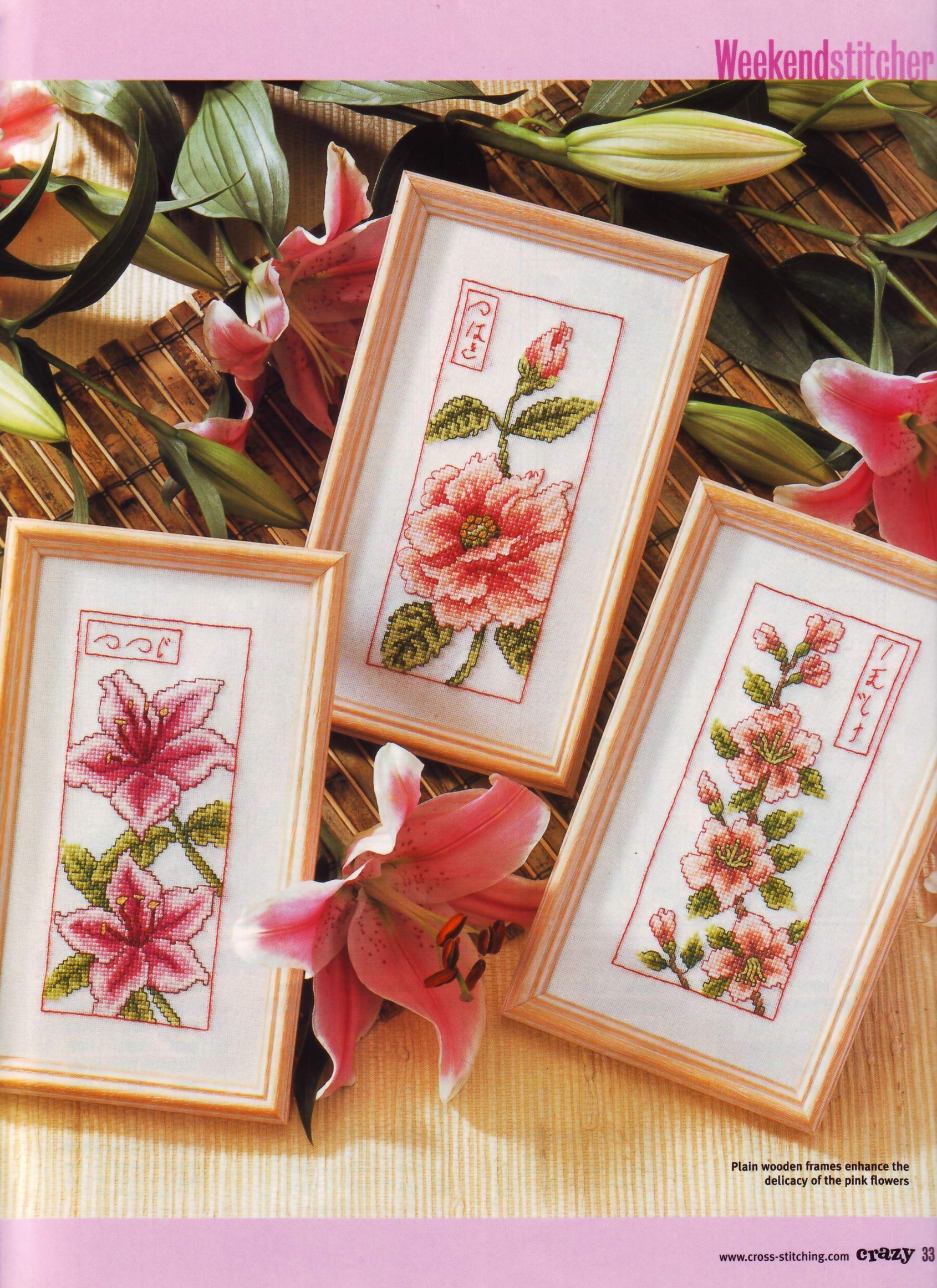 Japanese Flowers 2