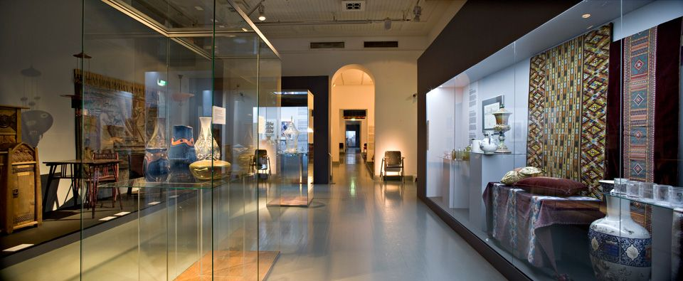Designmuseon perusnäyttely