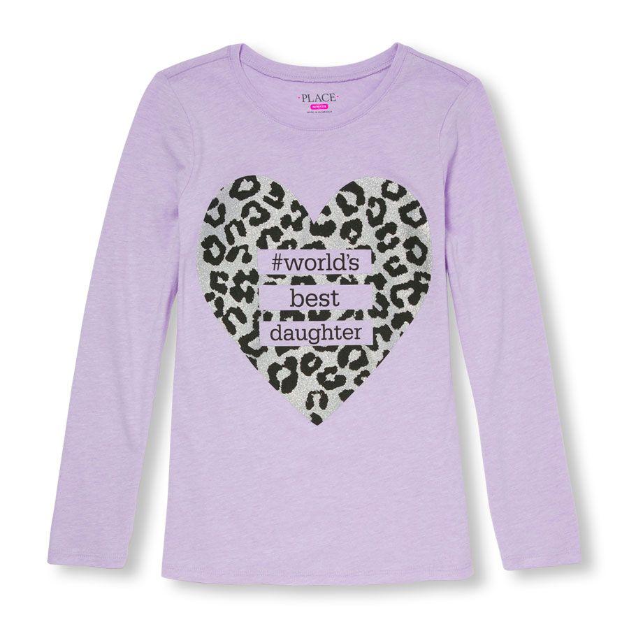 World/'s Best Daughter Kids T-Shirt