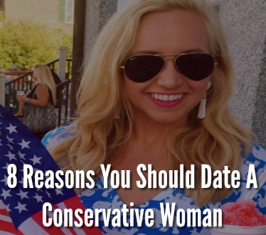 why you should date a conservative woman