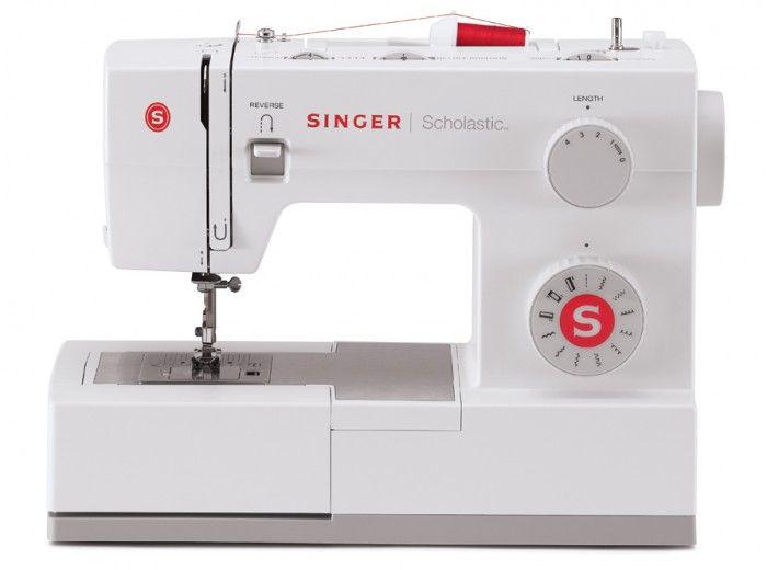 5511 Scholastic Singer Sewing Maquina De Coser Máquinas De Coser Singer Tutoriales De Costura