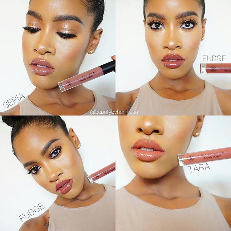 Hermosa Lynn On Instagram Lip Swatches No Flash My 3 Picks From