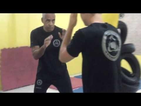 Kombato : Aprenda a lutar, sem medo