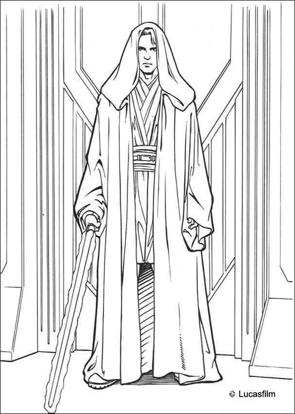 star wars coloring pages anakin skywalker - Google Search ...