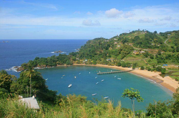 Фото острова Тобаго