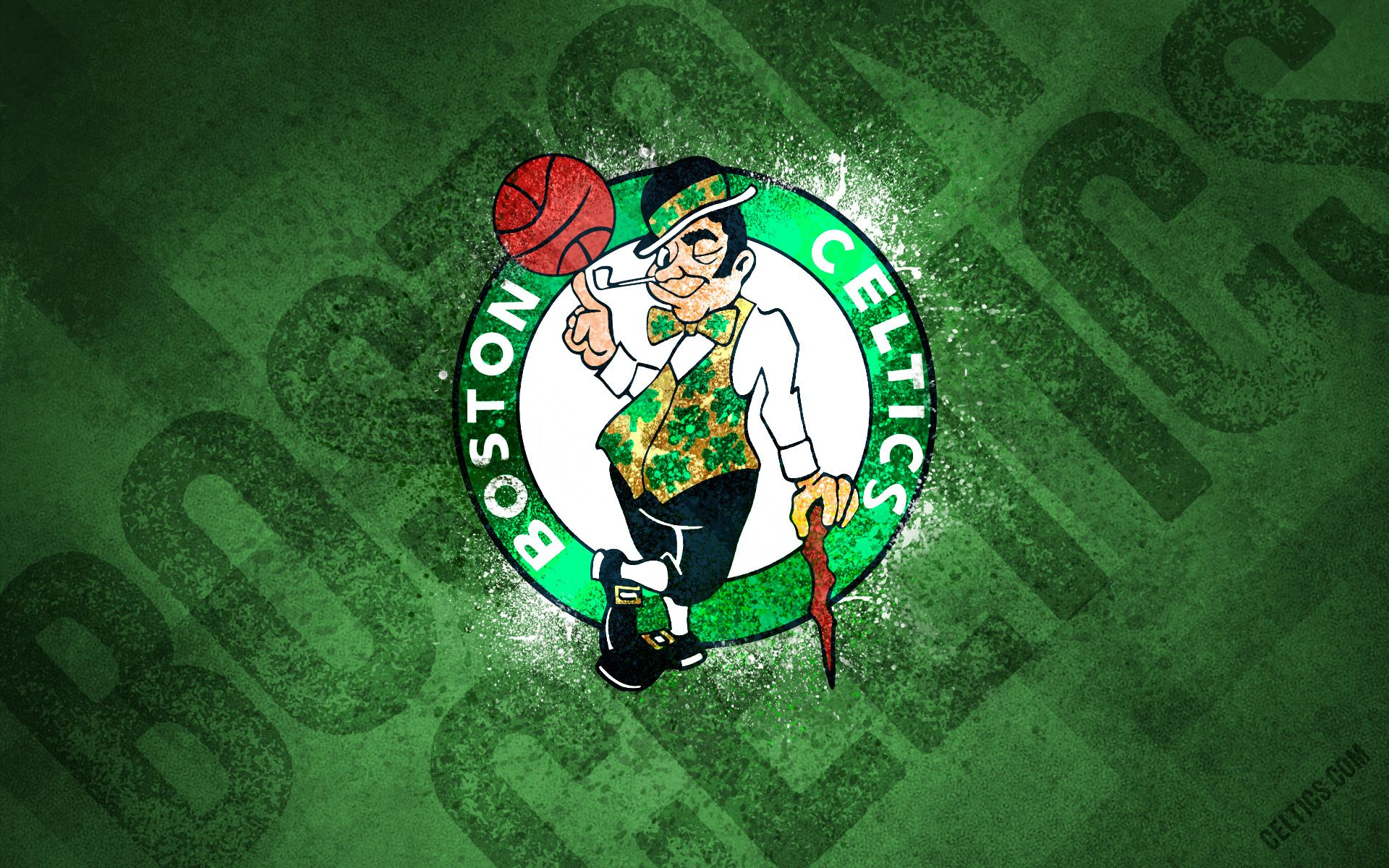 Desktop Wallpaper Boston celtics wallpaper, Boston
