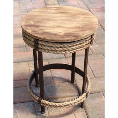 Photo of Nautical Parlor Table Stool