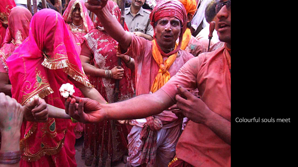 Holi – when colours speak to the soul in a thousand ways! #Holi #FestivalofColors #IndianFestivals