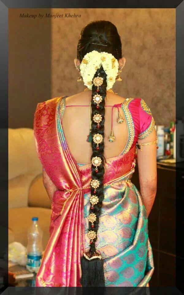 South Indian Bride Bridal Indian Bridal Hairstyles