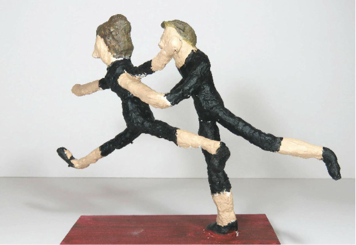 Gestural Sculptures