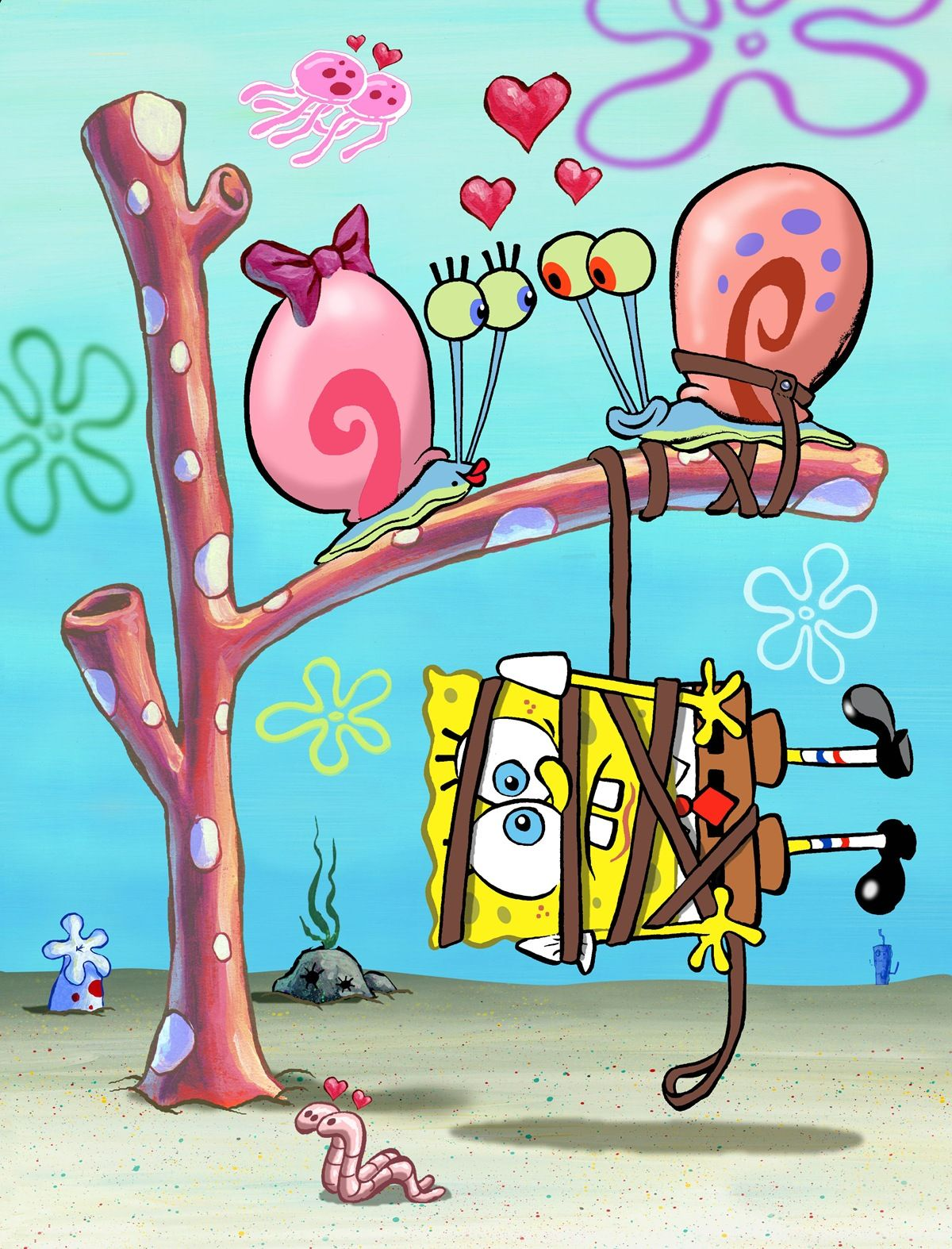 Gary Spongebob SpongeBob Gary the Snail and Snelly Village Voice