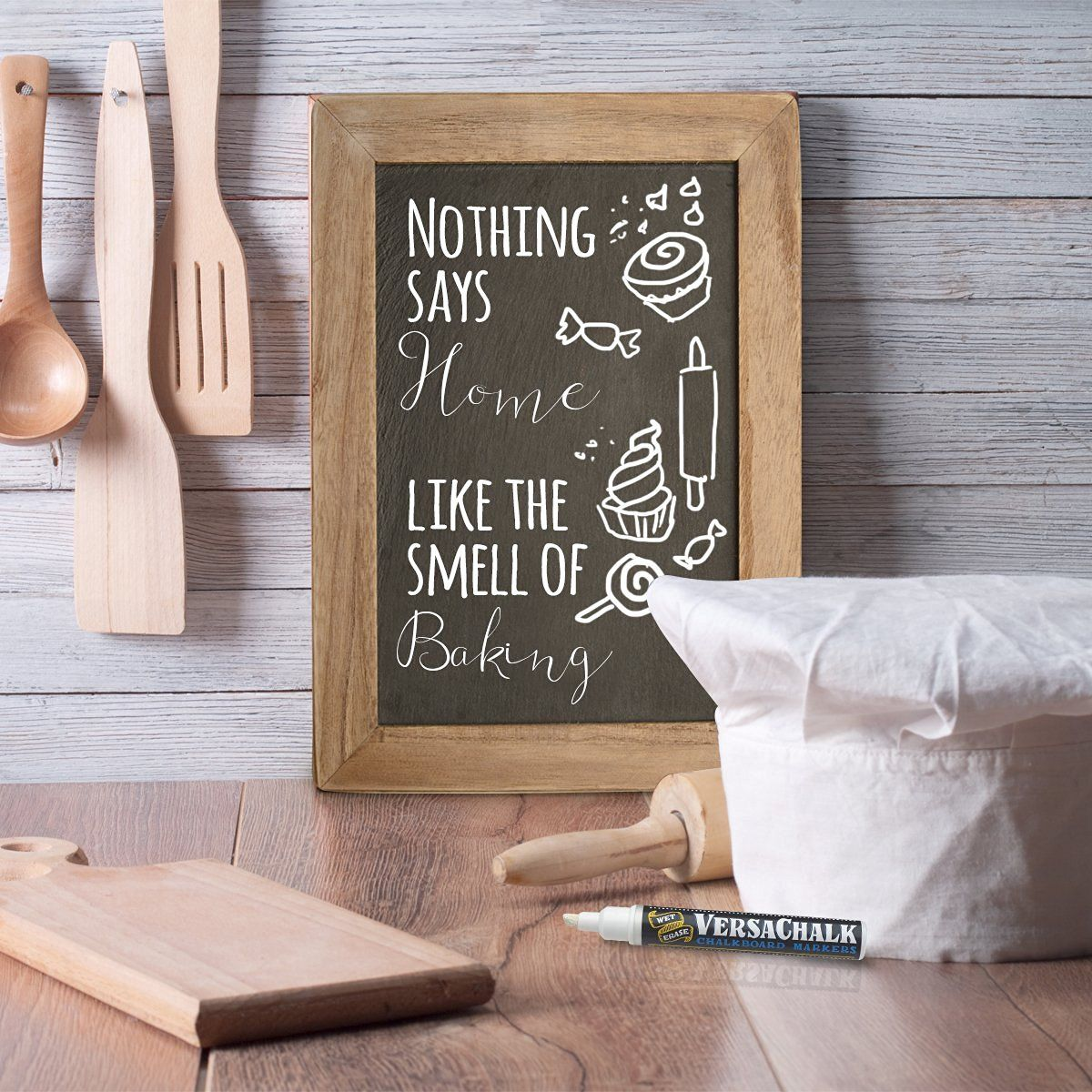 Nothing says Home like the smell of baking Inspirational ...