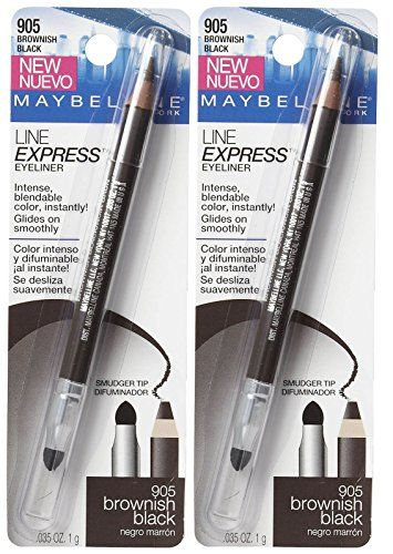 Maybelline Line Express Eyeliner Brownish Black 2 Pack Want Additional Info Click On The Image Eyeliner Makeup Eyeliner Maybelline
