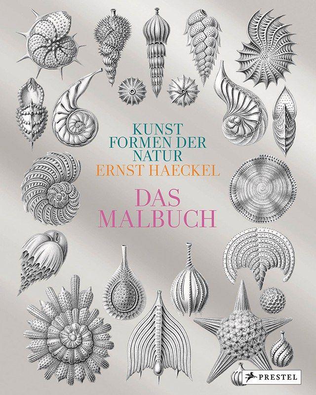 Kunstformen der Natur - Das Malbuch | Animal