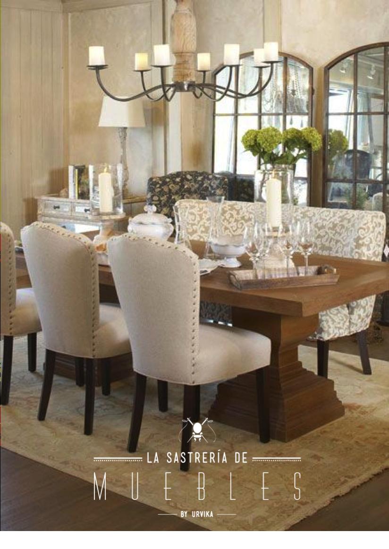 Haz din mico tu mueble de comedor creando composiciones con diferentes dise os de sillas - La boutique de la silla ...