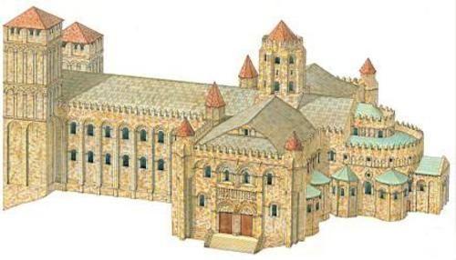 Historia Del Arte Santiago De Compostela Catedral Historia De La Arquitectura