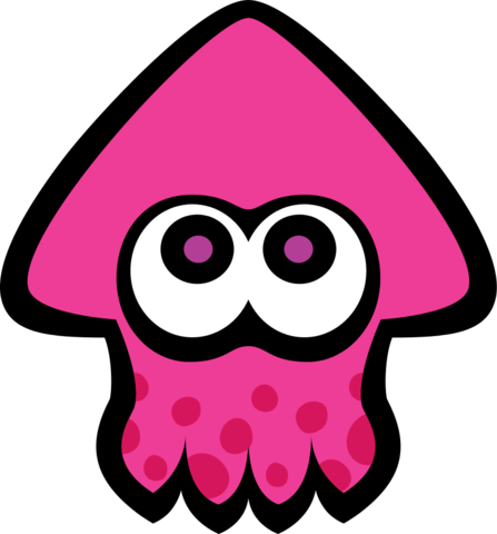 Nintendo Splatoon Squid Splatoon Kids Graphics