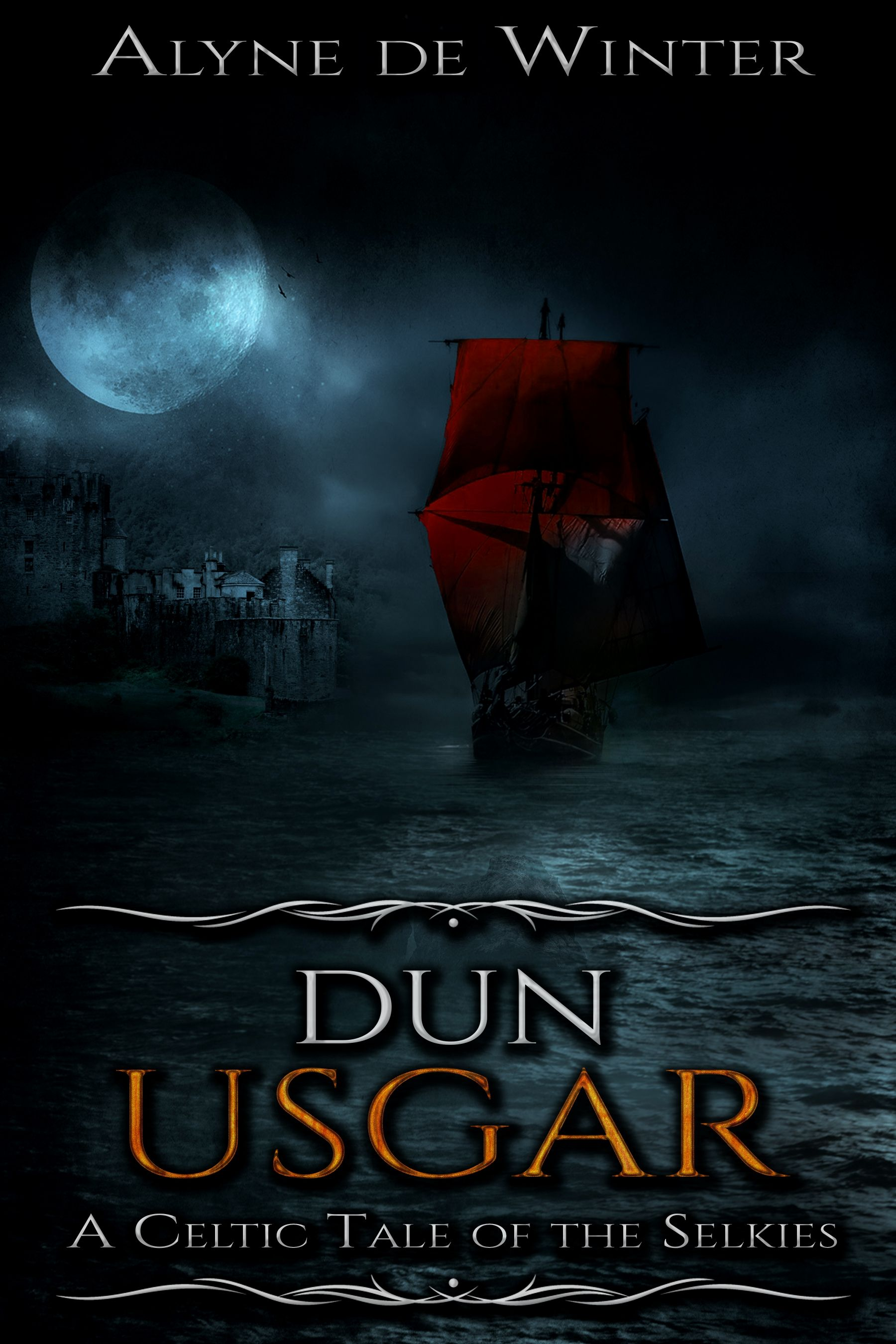 Check out a great Dark and Stormy fantasy of the sea and