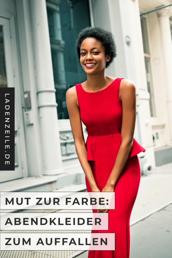 Bunte Partykleider Welche Farbe Ist Deine ℒ Abendmode Schicke