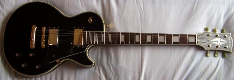 how to change guitar strings les paul