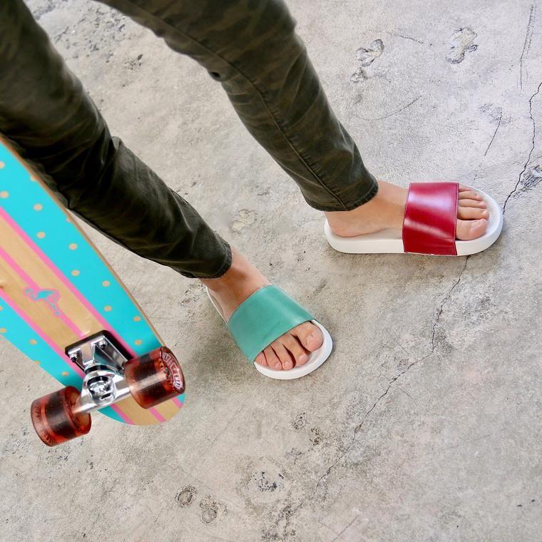 DE WULF Footwear, women slides, women