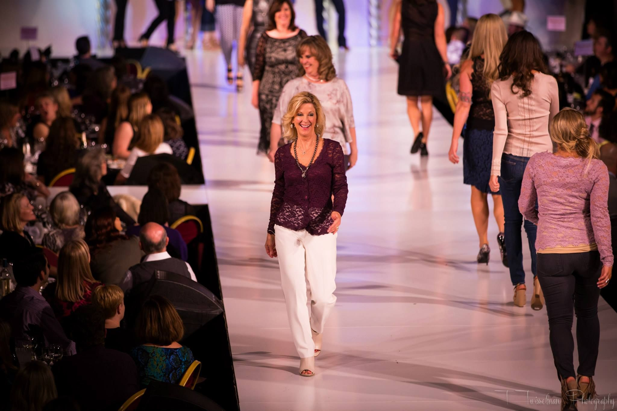 Madonna fashion show san luis obispo - Rosemunde Phyllis Madonna S Women S Shelter Fashion Show 2015
