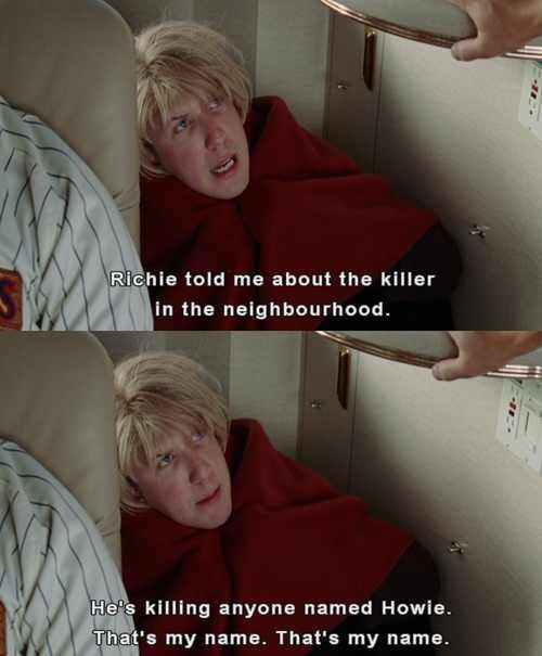 Howie S My Favorite Benchwarmers Funny Movies Favorite Movie Quotes The Benchwarmers