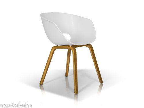 retro lounge esszimmerstuhl esstischstuhl schalenstuhl stuhl eiche