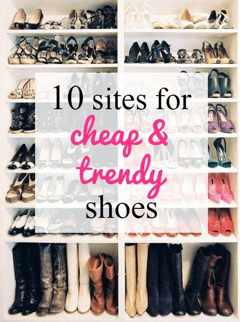 Cheap shoes website, Shoe websites