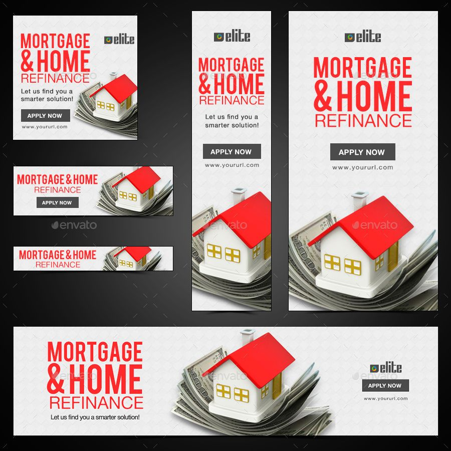 Home Refinance Banners Ad Home Affiliate Refinance Banners In 2020 Home Refinance Refined Refinance Mortgage