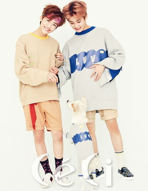 JaeMin 재민 & Mark Lee 마크 리- NCT 엔씨티 NCT DREAM