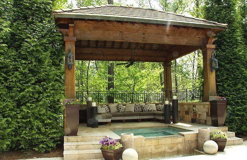 The Garden Gazebo Ideas Lovely Futuredesign77 Com Backyard Gazebo Gazebo Plans Outdoor Gazebos