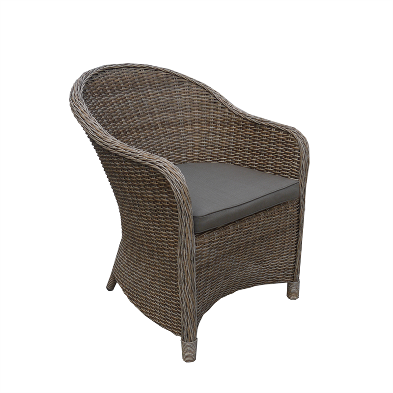 Find Mimosa Valencia Resin Wicker Tub Chair At Bunnings