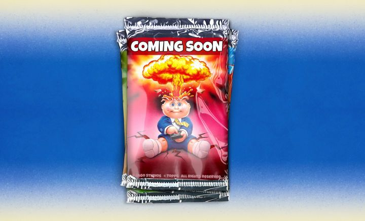Garbage pail kids video game announced video games for