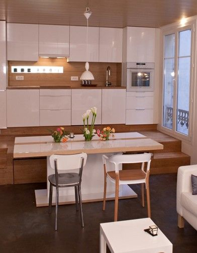 Cuisine A Vivre Les Bonnes Idees Des Pros Elle Decoration Meuble Cuisine Amenagement Petite Cuisine Decoration Maison