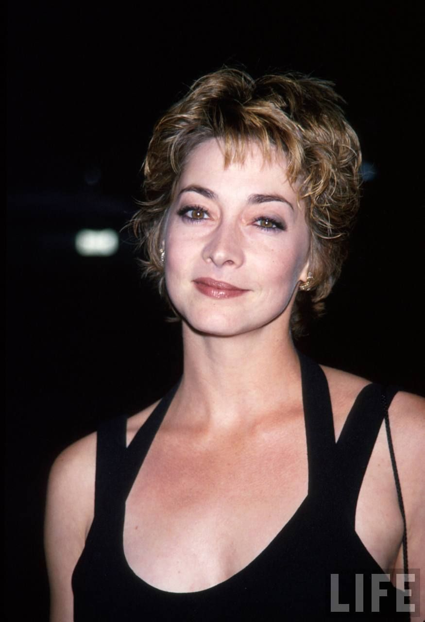 Actress Sharon Lawrence (NYPD Blue)