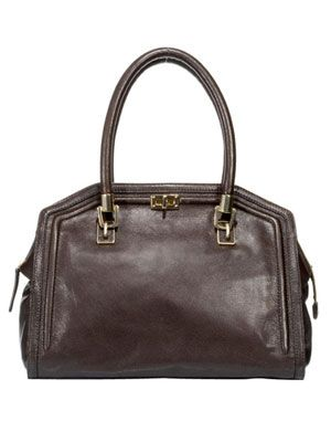 Like the LBD, a girl can never have too many handbags...