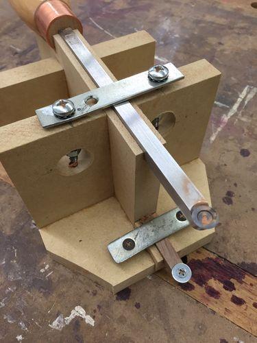 Easy Wood Tools Midi Lathe Duplicator 3 Final Testing