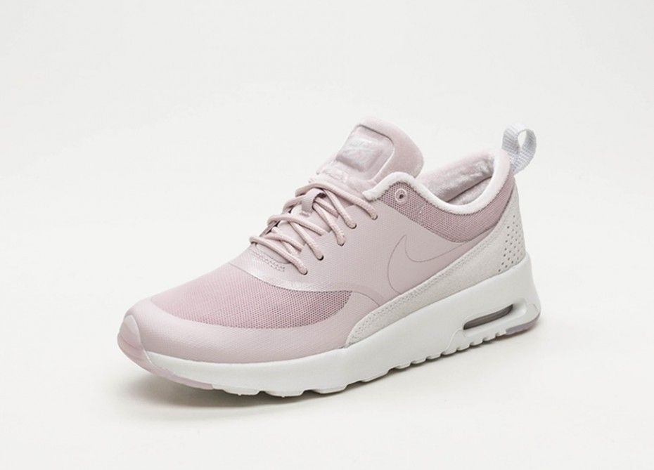 Nike Air Max Thea In Particle Rose Vast Grey | Air max, Nike